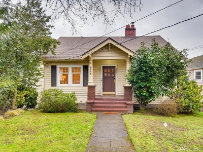 Seattle Single Family Home For Sale: 5252 38th Ave NE