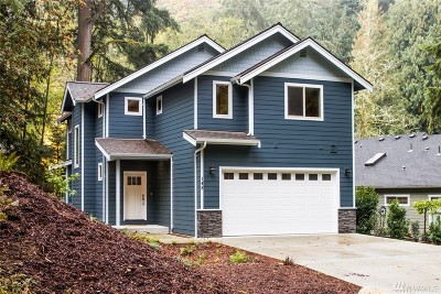 Bellingham Single Family Home For Sale: 148 Sudden Valley Dr