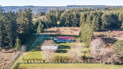Camano Island Single Family Home For Sale: 50 S Sunrise Blvd