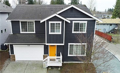 Lynnwood Single Family Home For Sale: 1128 139th Place SW