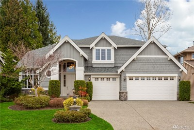 Bothell Single Family Home For Sale: 18960 84th Place NE