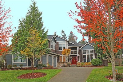 Gig Harbor Single Family Home For Sale: 1828 42nd St NW