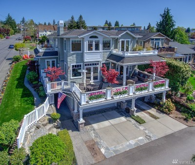 Kirkland Single Family Home For Sale: 145 5th Ave W