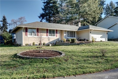 Federal Way Single Family Home For Sale: 2944 SW 337th St