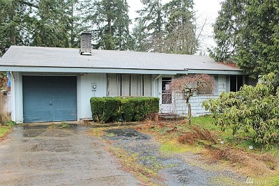 Renton Single Family Home For Sale: 14113 144th Ave SE