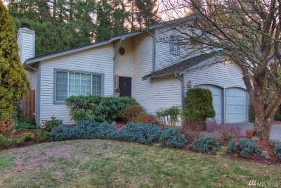 Maple Valley Single Family Home For Sale: 27412 227th Place SE