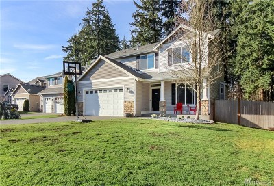 Puyallup Single Family Home For Sale: 19102 76th Av Ct E