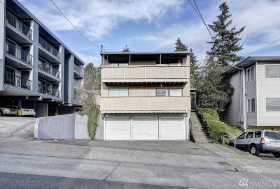 Seattle Multi Family Home For Sale: 906 N 85th St