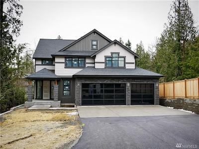 Maple Valley Single Family Home For Sale: 21505 SE 261st Lane