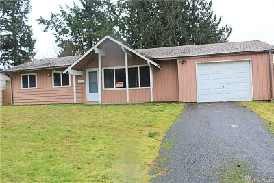 Auburn Single Family Home For Sale: 1313 28th Place SE