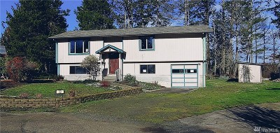 Shelton WA Single Family Home For Sale: $189,900