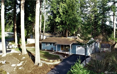 Woodinville Single Family Home For Sale: 17638 197th Ave NE