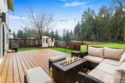 Olympia Single Family Home For Sale: 3402 Lady Fern Lp NW