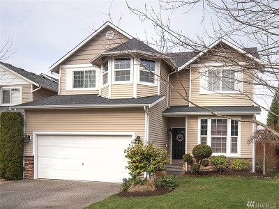 Bothell Single Family Home For Sale: 4323 147th Place SE