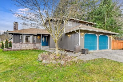 Lynnwood Single Family Home For Sale: 3014 211th St SW
