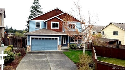 Snohomish Single Family Home For Sale: 5727 123rd Place SE