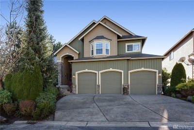 Sammamish Single Family Home For Sale: 25850 NE 4th