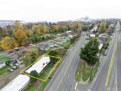 Seattle Residential Lots & Land For Sale: 1489 S Columbian Wy