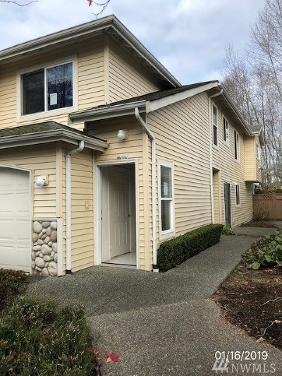 Everett Condo/Townhouse For Sale: 725 115th St SW #BB 20