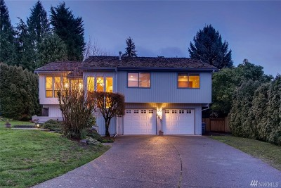 Bellevue Single Family Home For Sale: 6012 140th Ave SE
