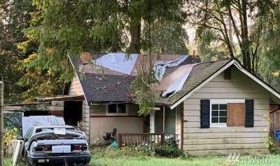 Granite Falls Single Family Home For Sale: 21412 119th St NE