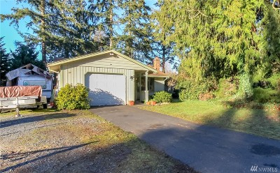 Puyallup WA Single Family Home For Sale: $259,950