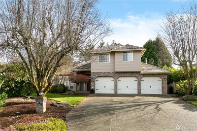 Olympia Single Family Home For Sale: 8043 68th Lp SE