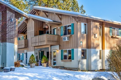Chelan County Condo/Townhouse For Sale: 525 Alpine Place #I-1