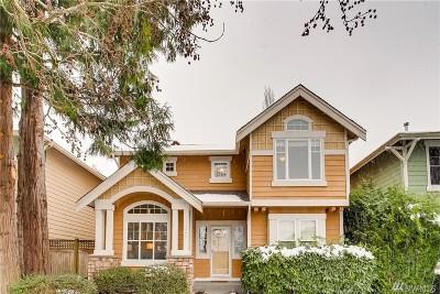 Kirkland Condo/Townhouse For Sale: 11244 Slater Ave NE