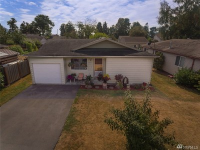Bellingham Single Family Home For Sale: 3003 Lindbergh Ave