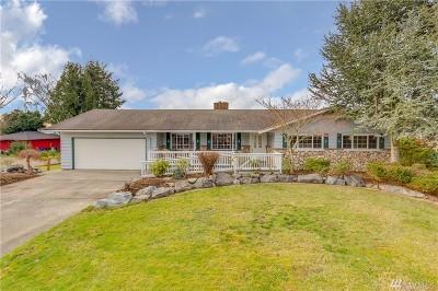 Marysville Single Family Home For Sale: 3926 Sunnyside Blvd