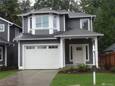 Tacoma Single Family Home For Sale: 6230 S Bell St
