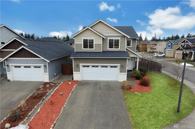 Maple Valley Single Family Home For Sale: 24068 SE 263rd Place