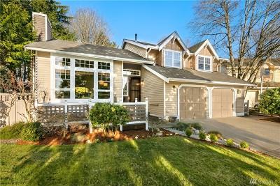 Kirkland Single Family Home For Sale: 14227 128th Place NE