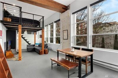 Seattle Condo/Townhouse For Sale: 417 E Pine St #201