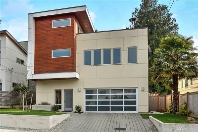 Seattle Single Family Home For Sale: 8312 12th Ave NW