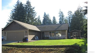 Rochester WA Single Family Home For Sale: $295,000