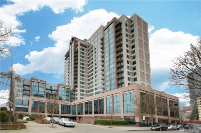 Condo/Townhouse Sold: 177 107th Ave NE #1019