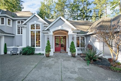 Gig Harbor Single Family Home For Sale: 12518 Tanager Dr NW