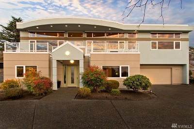 Tacoma Single Family Home For Sale: 4811 Hyada Blvd NE
