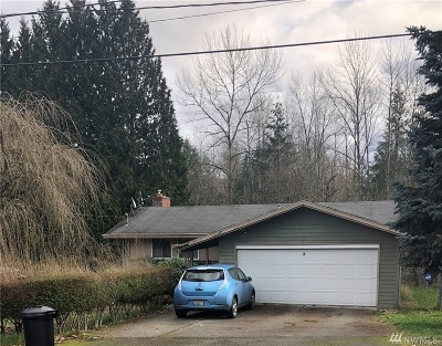 Renton Single Family Home For Sale: 12826 163rd Ave SE