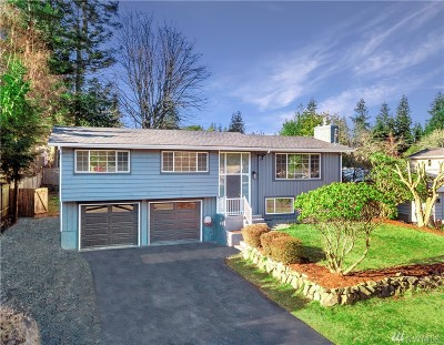 Edmonds Single Family Home For Sale: 21700 96th Ave W