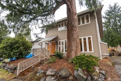 Shoreline Single Family Home For Sale: 19237 16th Ave NE