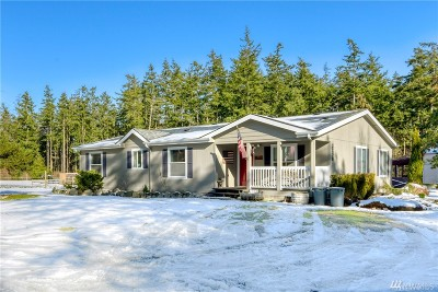 Coupeville WA Single Family Home For Sale: $379,000
