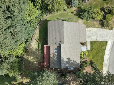 Single Family Home For Sale: 4041 169th Ave SE