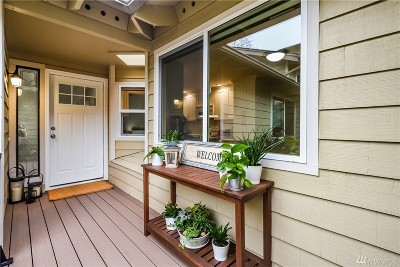 Redmond Single Family Home For Sale: 2523 174th Ave NE