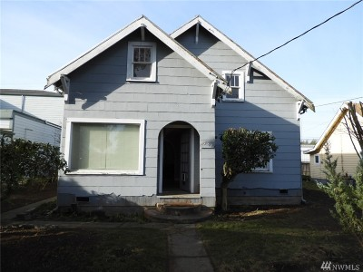 Olympia Single Family Home For Sale: 207 Cushing