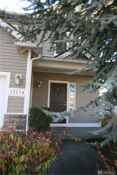 Puyallup Single Family Home For Sale: 15314 87th Ave E