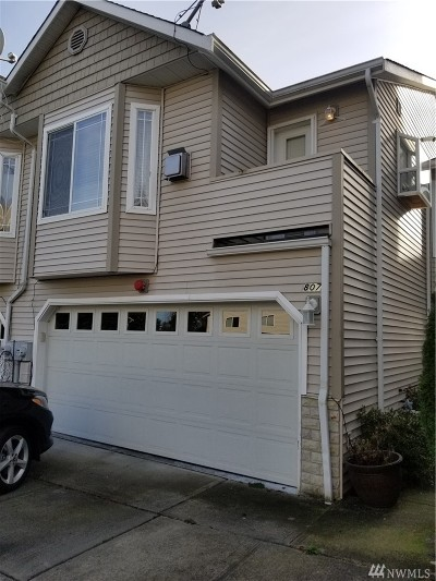 Shoreline Condo/Townhouse For Sale: 807 N 145th Ct