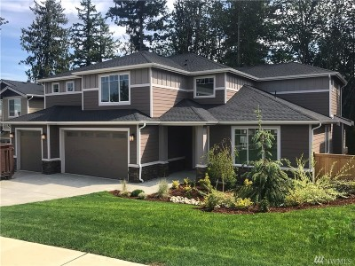 Issaquah Single Family Home For Sale: 940 10th Pl NW (Homesite 3)